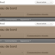 wordpress-retrouver-actions-favorites